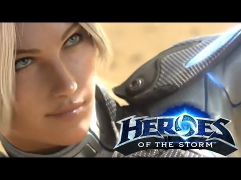 Heroes of the Storm - CGI Trailer