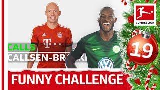 Player Spelling Challenge with Robben, Volland & Co. - Bundesliga 2018 Advent Calendar 19