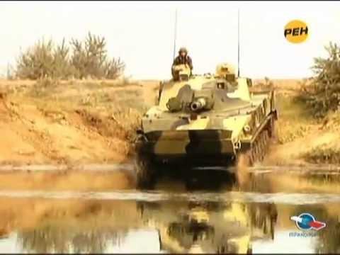 Военная тайна - САУ 2С25 «Спрут-СД»