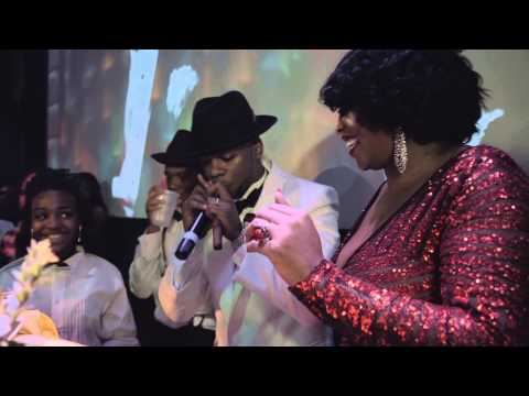 Remy Ma Harlem Nights Surprise Party for Papoose
