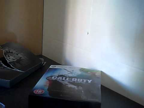 Call Of Duty: Black Ops - Hardened Edition Unboxing