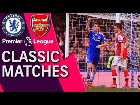 Chelsea v. Arsenal  PREMIER LEAGUE CLASSIC MATCH  32214  NBC Sports