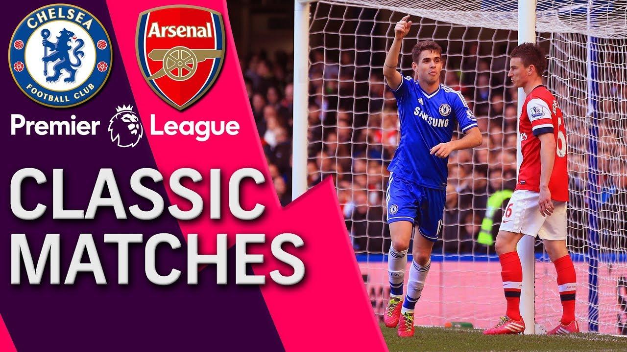 Chelsea v. Arsenal   PREMIER LEAGUE CLASSIC MATCH   3/22/14   NBC Sports