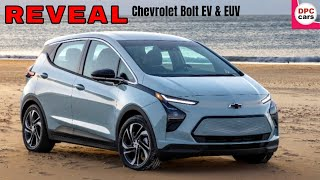 Chevrolet Bolt EV & EUV 20…