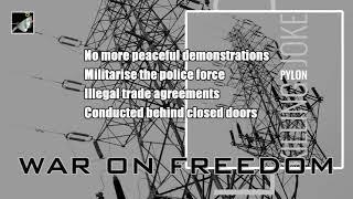 War on freedom with lyrics