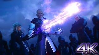 Kingdom Hearts 3 Opening Trailer in True 4K