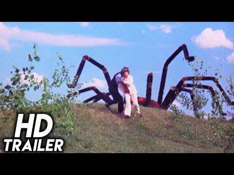 The Giant Spider Invasion (1975) ORIGINAL TRAILER [HD 1080p]