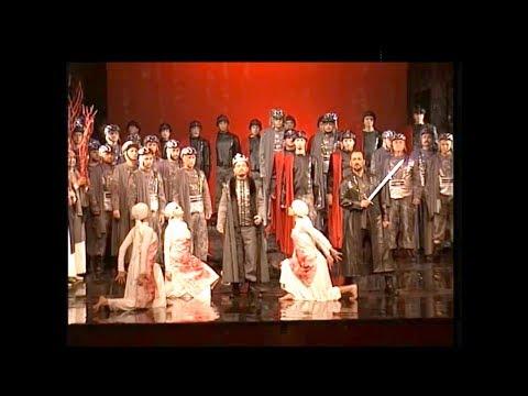 Verdi - Macbeth Act 4 / Ankara State Opera And Ballet / May,2010