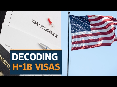 Five charts that can help understand the H1B visa debate
