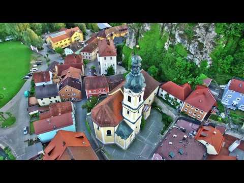 """""""Regensburg von Oben"""" // SHOWREEL Luftaufnahmen 2016"""