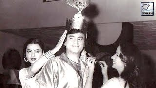 Jeetendra Was Forced To Play Heroine In His Film