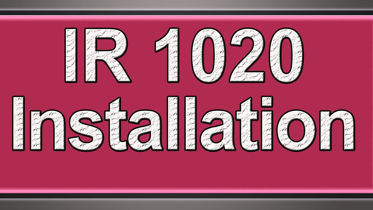 DRIVER UPDATE: CANON IR1020 SCANNER