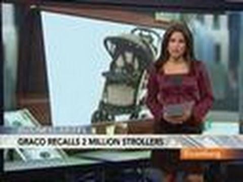 Graco Recalls Strollers; FDA Delays Diabetes Drug: Video