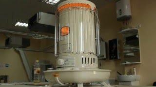 Обзор керосинового обогревателя Corona SL 66