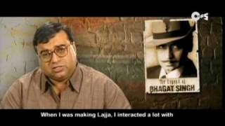 The Legend of Bhagat Singh -  Making Part 1 - Official - HQ
