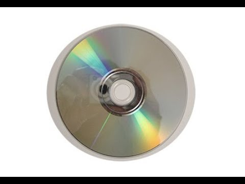 The CD is
