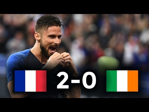 🇫🇷 🇮🇪 LA FRANCE S'EST-ELLE RASSURÉE ? (France 2-0 Irlande)