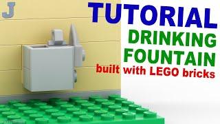 Tutorial - Lego Drinking Fountain [CC] Thumbnail