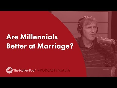 Are Millennials Better at Marriage?