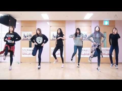 Apink  LUV  mirrored dance practice   에이핑크 러브 안무 연습 영상