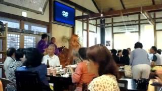 井筒部屋講演会による食事会!