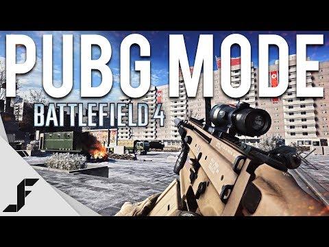 PUBG LOADOUT - Battlefield 4