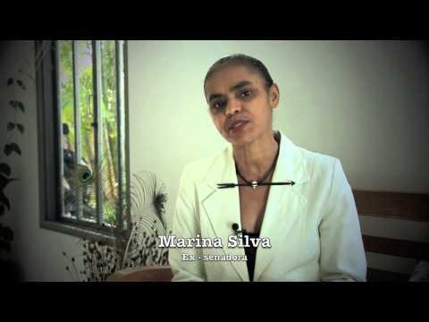 Marina Silva comenta as manifestações