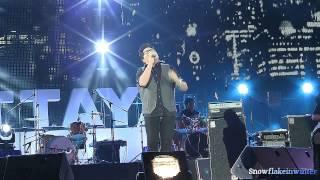 Dome โดม : คนเดินดิน @ Pattaya Music Festival 2013 (23-03-13)