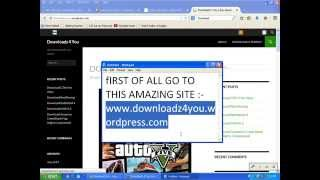 How to download Assassins Creed IV(Black Flag) Highly Compressed)