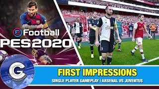 PES 2020 IS HERE! THE FIFA KILLER? | PES 2020 (PS4/XBOX ONE) | First Look & Review of PES 2020