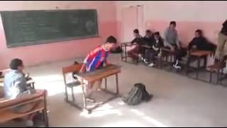 Чеченский дрифт в школе MADE IN MICHURINA