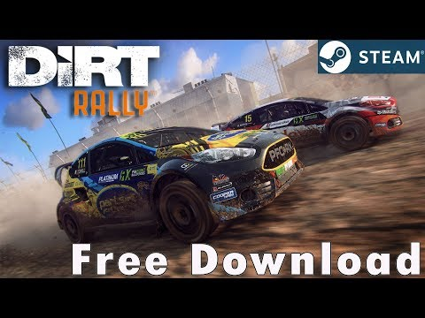 Get DIRT Rally For FREE On The Steam Games Platform
