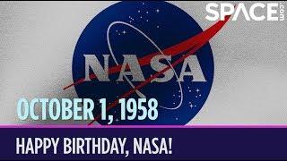 OTD in Space - Oct. 1: Happy Birthday, NASA!