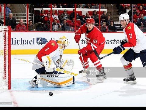 Florida Panthers VS Hurricanes NHL Full Game Highlights November 27 2016