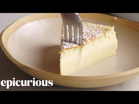 The 3-Ingredient Japanese Cheesecake that Broke the Internet | Epicurious