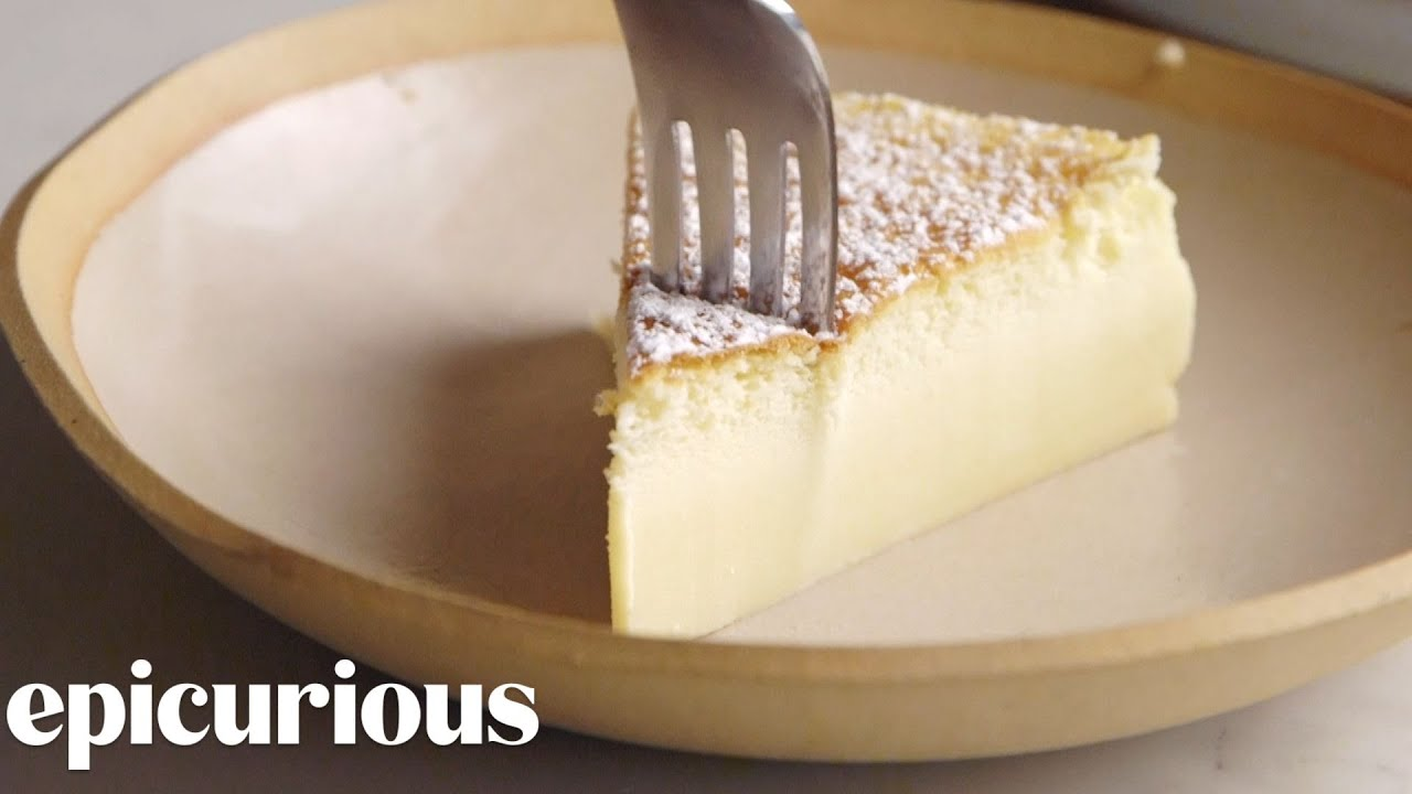 The 3 ingredient japanese cheesecake that broke the internet the 3 ingredient japanese cheesecake that broke the internet epicurious forumfinder Choice Image