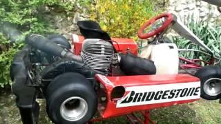 Karting 100cc haut moteur Neuf.mp4