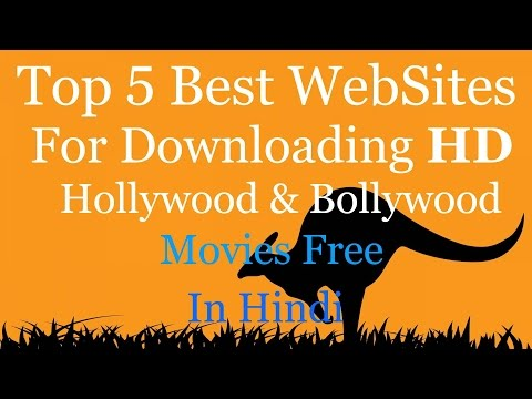 Top 5 Websites For Downloading Hollywood/Bollywood Movies HD 480p/720p In Hindi