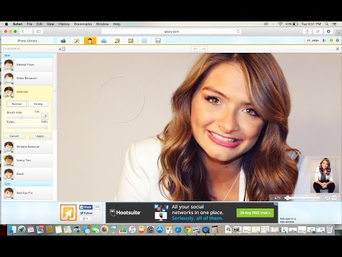 How to quickly edit your photos in iPiccy for Beginners!