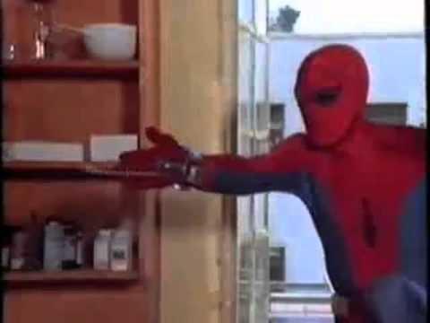 spider-man tv series 1977 intro (1994 music)