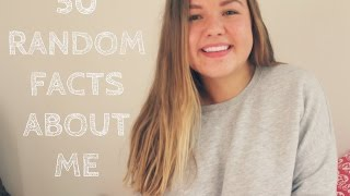 50 Random Facts About Me⎮CTS❀ Thumbnail