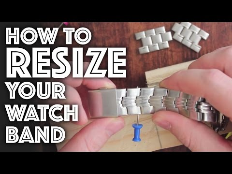 How to Resize / Adjust a Watch Band thumbnail