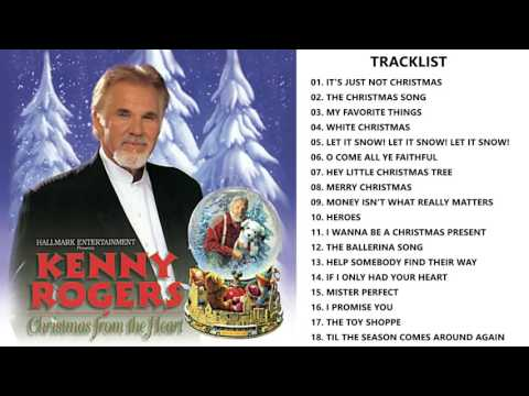 Kenny Rogers   Christmas from the Heart Full album