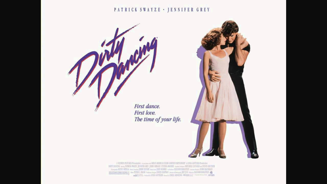 Dirty Dancing Muziek Dirty Dancing Soundtrack I Ve Had The Time Of My Life