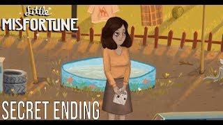 Little Miss Fortune Secret Ending - Eternal Happiness Ending  #littlemisfortune