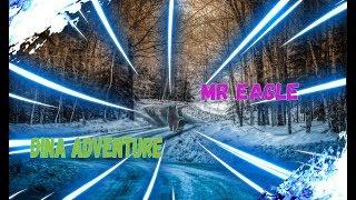 Моя собака Дина))) ll Dina Adventure ll большой собачий побег:0