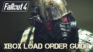 Fallout 4 Xbox Load Order Guide | Optimize Your Mod Placement