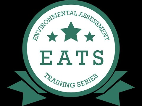 CDC Environmental Assessment Training Series (EATS) Food Safety Promo