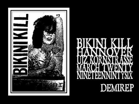 Bikini Kill - Demirep (Hannover 1996)