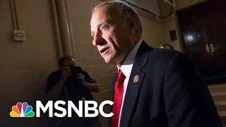 GOP Rep. Steve King's Jaw Dropping Remarks | All In | MSNBC